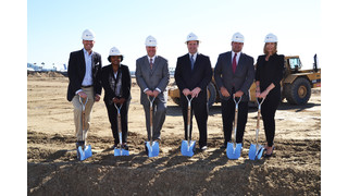 Landmark Aviation Holds SAN Location Groundbreaking