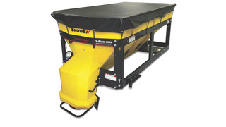 High Output Spreader