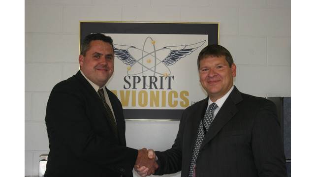 Spirit Aeronautics Promotes Justin Hahn to Director of Technical Services