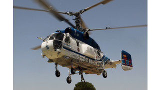Russian Helicopters to showcase firefighting helicopter and new Ka-62