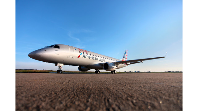Embraer Delivers 1,000th E-Jet