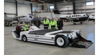 LEKTRO Delivers 4,300th Tug To Million Air's Newest FBO