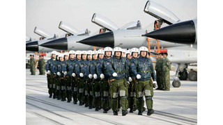 China Deploys Armed Drone To Multinational Anti-terrorism Drills
