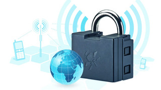 Wireless WatchLock Padlocks For Airport Security