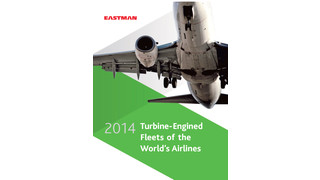 Eastman Aviation Solutions to Distribute Complimentary Turbine-Engined Fleet Guide