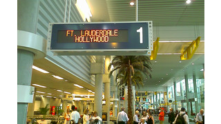 Union Pushes For Better Pay For Workers At Fort Lauderdale-Hollywood Airport
