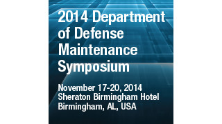 2014 Department of Defense Maintenance Symposium
