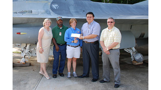 PPG donates $10,000 and products to U.S. Space and Rocket Center