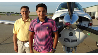 Ground Crew Member Warned Teen Pilot's Dad Of Strong Winds