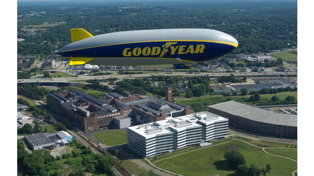 'Wingfoot One' Ushers in New Era of Goodyear Blimps