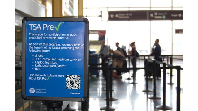TSA's PreCheck Flier Program Hits 500,000 Enrollment Mark
