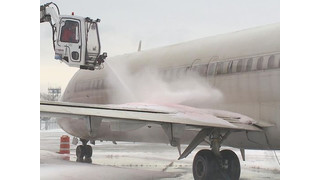 Deicing Planes With Delta