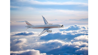 Middle Eastern Operator Falcon Aviation Services Signs a Letter of Intent for Up to Two Bombardier CSeries Aircraft
