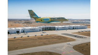 Cessna Citation Latitude Prototype Reaches Maximum Performance Envelope