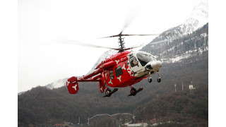 Russian Helicopters' Role in XXII Winter Olympic Games in Sochi