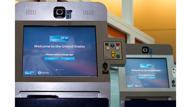 DFW Airport Implements Automated Passport Control System to Reduce Wait Times in Customs