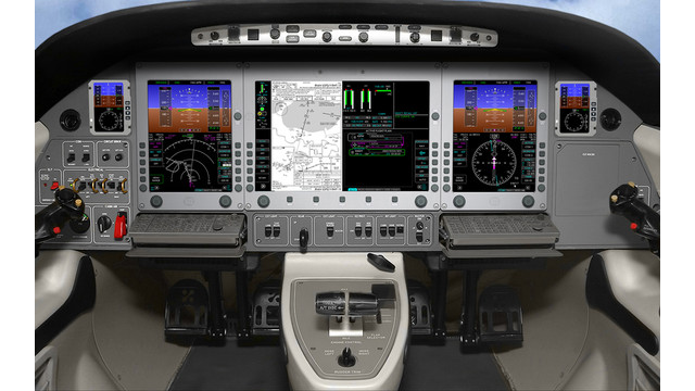 Innovative Solutions & Support Announces FAA STC of its addition of an Auto Throttle System and Standby Display Unit to its Integrated Flight Management System