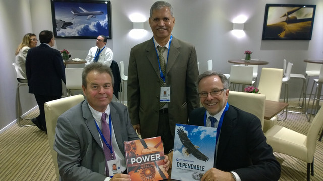 Pratt & Whitney Canada and Hawker Pacific sign MOU for DPHM Servicing in Asia Pacific Region