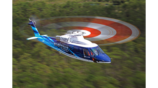 Sikorsky's MATRIX™ Technology Program Launches Phase 2 of Flight Test Activities