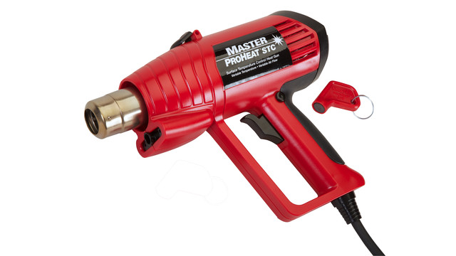 Temperature Control Heat Gun