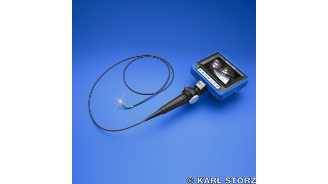 Portable Articulating Videoscope