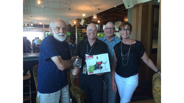 Norman Hogwood Retires From AAGSC