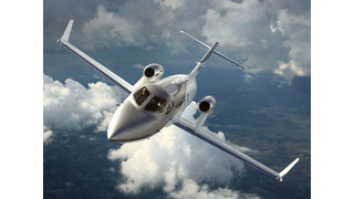 First Production HondaJet Makes Public Debut at EAA AirVenture Oshkosh 2014