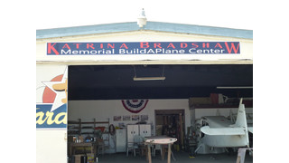 Katrina Bradshaw Memorial BuildAPlane Center Opens at Flabob Airport