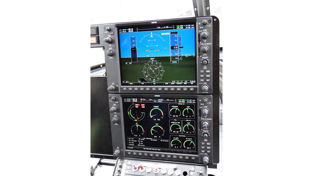 Enstrom Obtains Certification of Garmin® G1000H™ Integrated Flight Deck