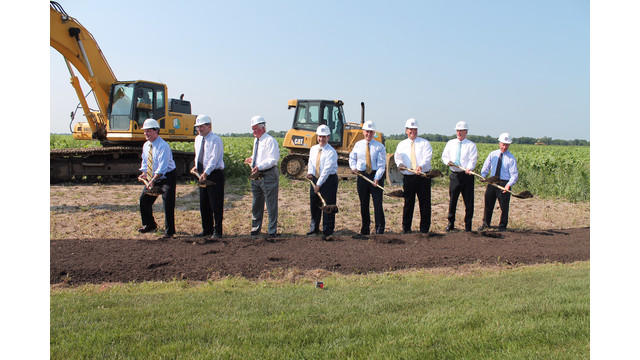 GE Aviation Breaks Ground on $100 Million Jet Engine Assembly Factory in Indiana