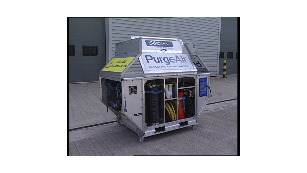 Quot Purge Air Quot Aircraft Fuel Tank Rapid Purging And Venting