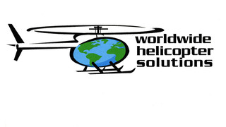 Worldwide Helicopter Engineering & Design Consulting