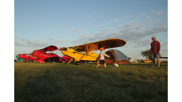 History Comes Alive at EAA AirVenture Oshkosh 2014 Warbirds in Review