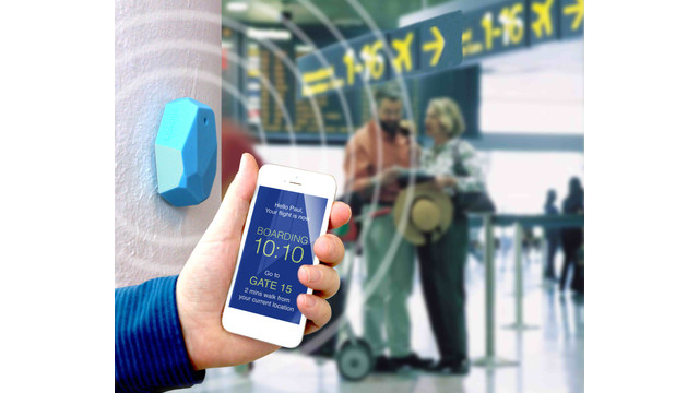 SITA Shows The Way For iBeacon Technology at Airports
