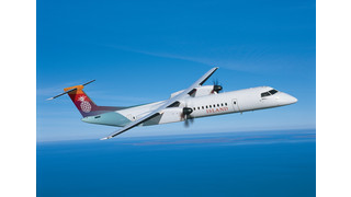 Bombardier and Island Air of Hawaii Sign Purchase Agreement for up to Six Q400 NextGen Airliners