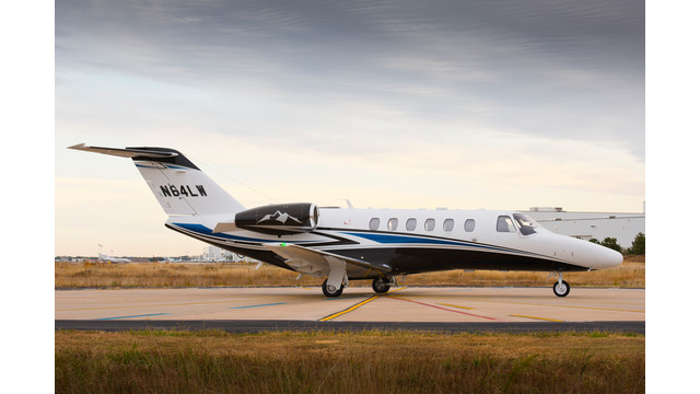 New Alpine Edition From Cessna Offers Avionics, Upgrades for Citation CJ2+