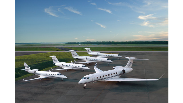 Gulfstream Becomes an Icon