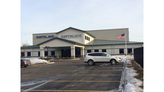 Hawthorne Global Opens New FBO In Chicago
