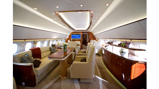 Comlux America Develops Customized and Innovative VIP Cabins