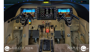 Eagle Creek Receives Garmin G950 STC for Commanders