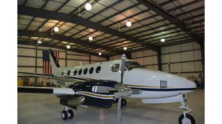 Winner Aviation Upgrades King Air B100 Based at YNG
