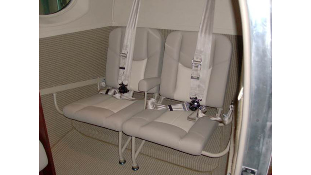 AvFab Receives Canadian Approval For Installation Of Aft Jump Seat Kit In King Air Series Aircraft