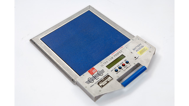 Aircraft Weighing System