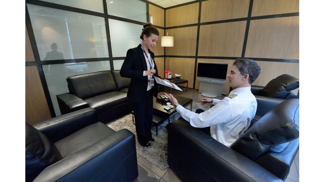 Universal Aviation Cuts Ribbon On Next Chapter Of Paris Presence