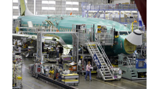 Passenger Jets Push Boeing's Profit up 18 Percent