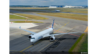Airbus A350-900 Receives EASA Type Certification