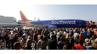 More Than A Paint Job: Southwest Says New Logo Embraces The Future