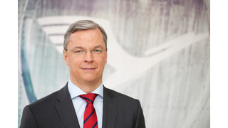 Dr. Johannes Bussmann New Lufthansa Technik Chairman of the Executive Board from April 2015