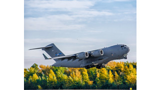 Boeing C-17 Support Effort for Strategic Airlift Capability Exceeds 1,000 Missions