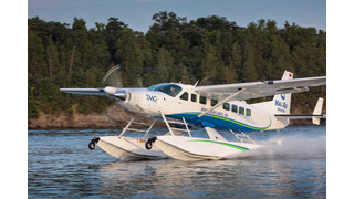 Cessna Delivers First Vietnam-based Grand Caravan EX Amphibian Aircraft